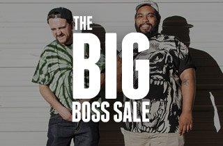 The Big Boss Sale