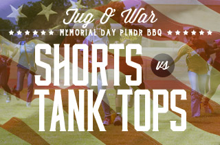 Tug O' War: Shorts VS. Tanks