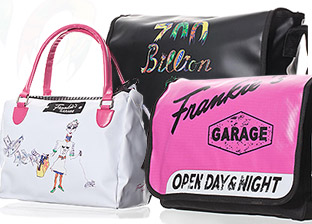 Urban Handbags from Frankie's Garage