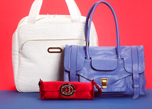 Marc Jacobs, Kate Spade, Judith Leiber & more Handbags