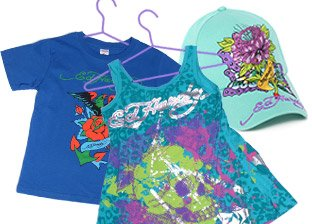 Ed Hardy for Kids