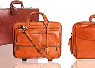 Genuine Italian Leather Bags & Accessories