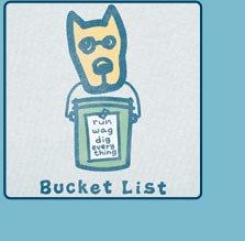 Men's Crusher Tees Bucket List