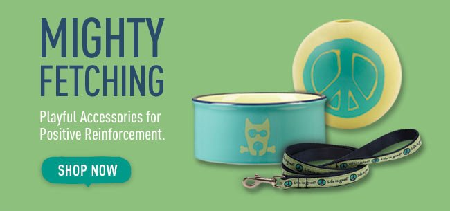 Mighty Fetching - Shop Dog Products