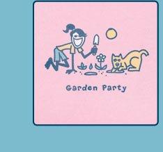 Women's Crusher Tee Garden Party