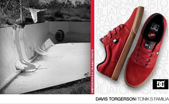 Davis Torgerson: Tonik S Familia
