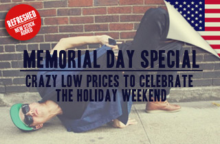 Memorial Day Bargain Bin Refresh