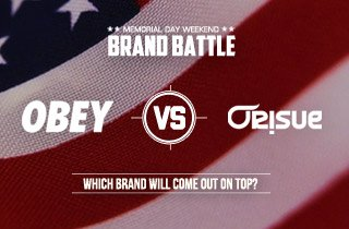 Obey VS. Orisue