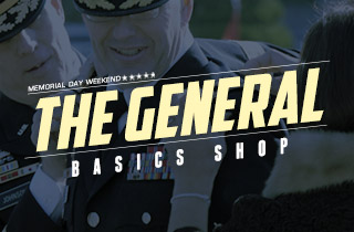 The General: Basics Shop