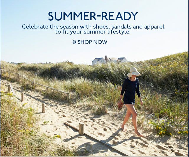 Summer-Ready