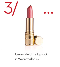 3. Ceramide Ultra Lipstick in Watermelon.