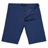 Sky Blue Chino Shorts