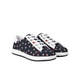 Girls' Navy Star Print Musa Trainers