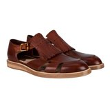 Tan 'Armada' Shoes