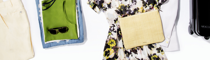 WOMEN'S SPRING/SUMMER 13  TRAVEL ESSENTIALS