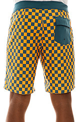 The Generator Boardshorts in Slate and Gold