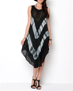 Just Love Two-Tone Dress
