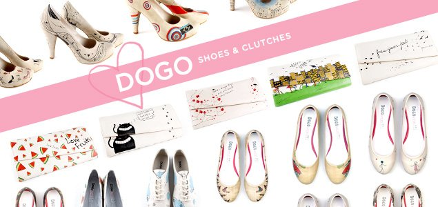 Dogo Shoes and Clutches