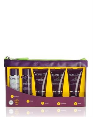 Michael Todd Acne/Oily Skin Care Starter Kit Made In USA