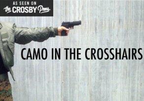 Shop A U.S. Marine Puts Camo on Blast