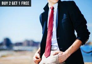 Shop Dress Up: Buy 2 Get 1 Free Ties