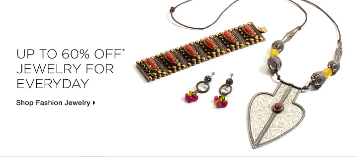 Up To 60% Off* Jewelry For Everyday Shop Contemporary Jewelry