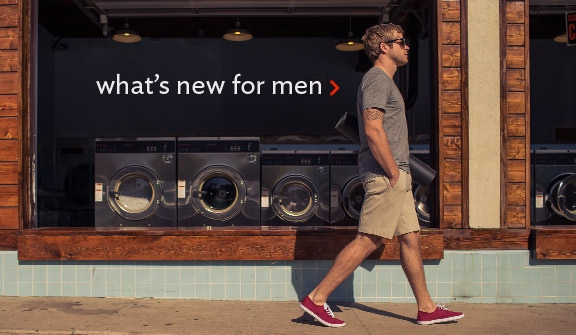 what's new for men