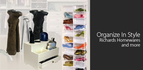 Organize In Style