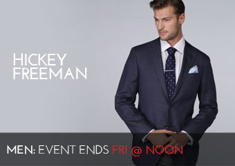 HICKEY FREEMAN - MEN
