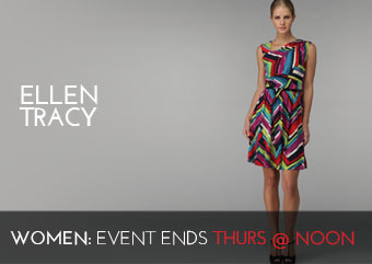 ELLEN TRACY DRESSES - WOMEN