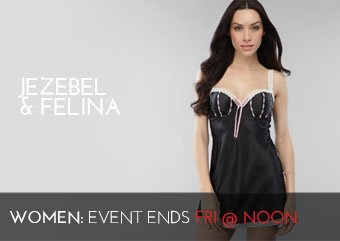 JEZEBEL FELINA - WOMEN