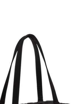 Commuter Tote in Classic Black