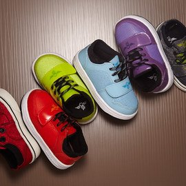 Walk the Walk: Kids' Sneakers