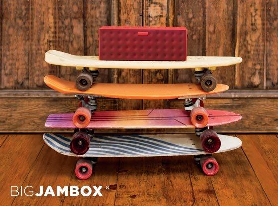 BIG JAMBOX with Skateboards Image