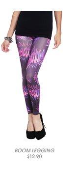 Shop Galaxy Boom Seamless Legging