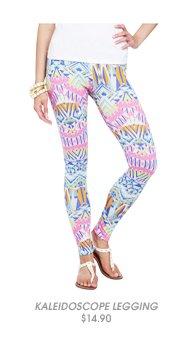 Shop Kaleidoscope Tribal Print Legging