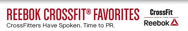 Reebok CrossFit® Favorites