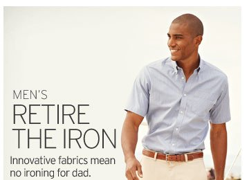 MEN'S RETIRE THE IRON