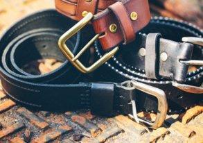 Shop Essentials: Belts & Wallets Edition