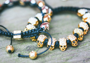 Shop New Skull Bracelets & More