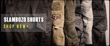 Shop Guys Slambozo Shorts