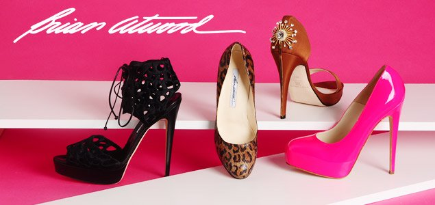 Brian Atwood Women's Shoes Made In Italy