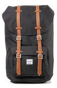 Herschel Supply The Little America Backpack in Black