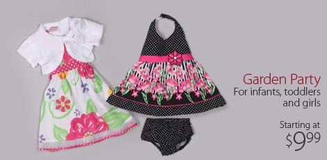 Summer Dresses by Kidzone