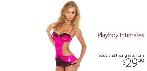 Playboy Intimtes