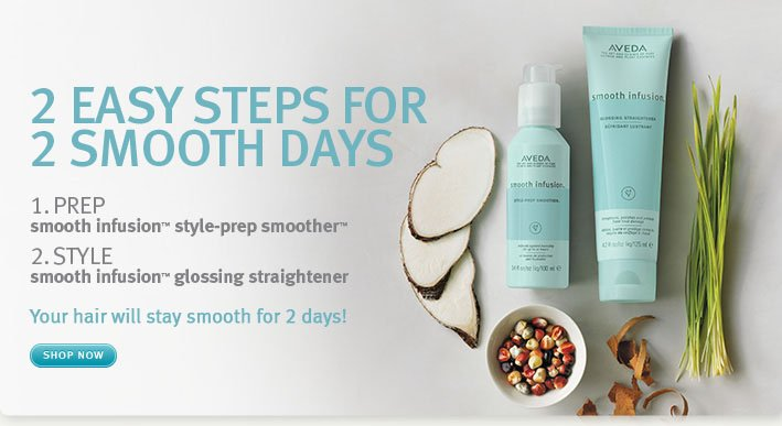 2 easy steps for 2 smooth days. shop now.