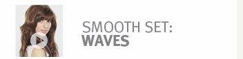 smooth set: waves