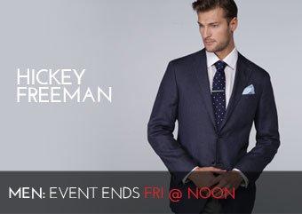 HICKEY FREEMAN - MEN