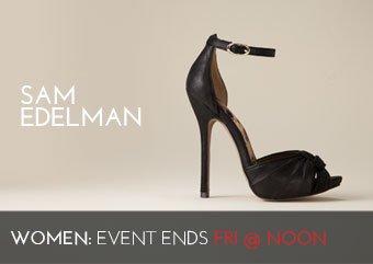 SAM EDELMAN - WOMEN'S SHOES