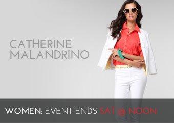 CATHERINE MALANDRINO - WOMEN